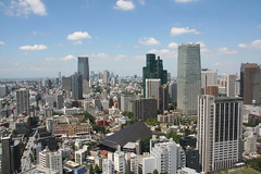 View from the Tokyo Tower 04