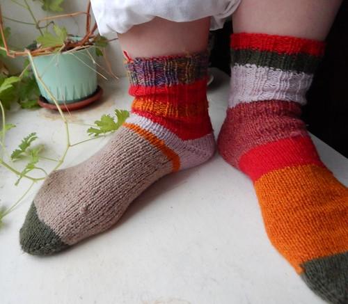 готовые носки5