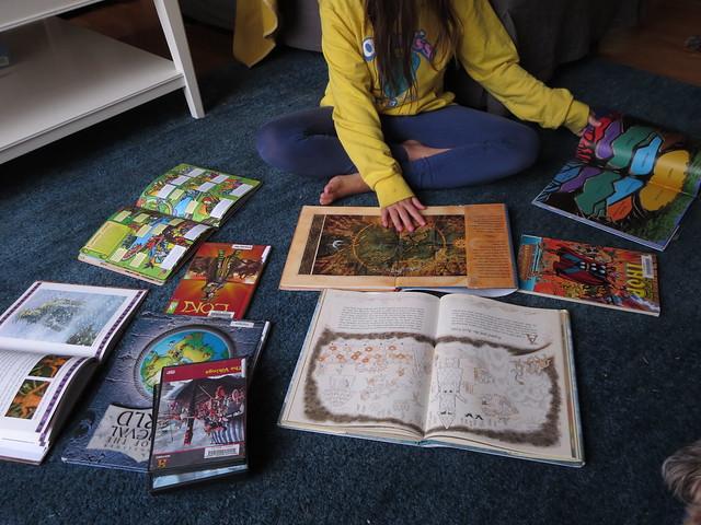 Norse myths unit study