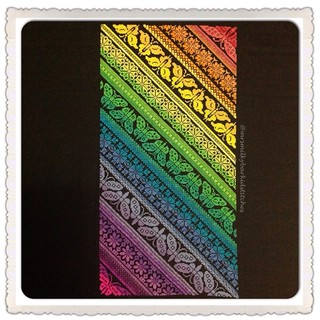 Twisted Rainbow Sampler by Northern Expressions Needlework