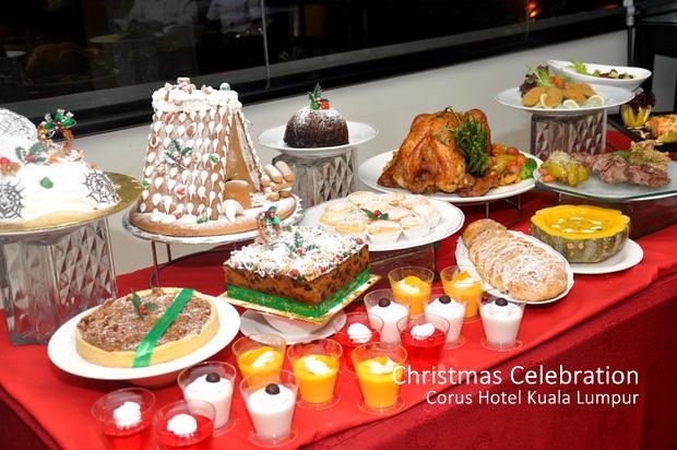 Musical Christmas Corus Hotel