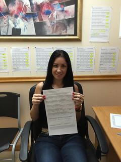 Karla Rodriguez Califica a Municipal Credit Service Corp