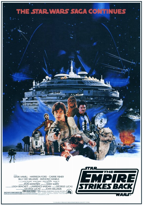 The Empire Strikes Back (1980)