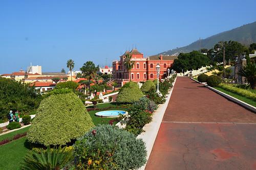 Victoria Gardens, La Orotava, Tenerife
