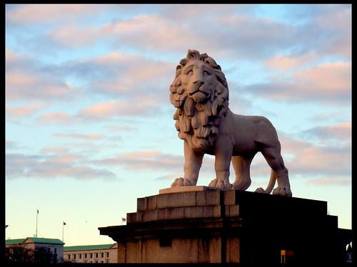The Lambeth Lion