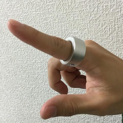 スチャ(う〜ん、デカくてゴツい)