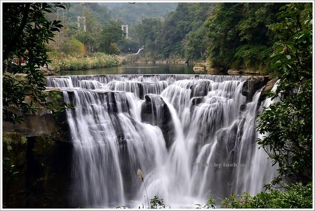 十分瀑布公園眼鏡洞瀑布006-DSC_0565