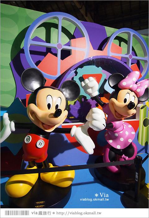 【迪士尼90週年特展】2014台北松山迪士尼特展~跟著迪士尼回顧走過90年的精彩畫面!18