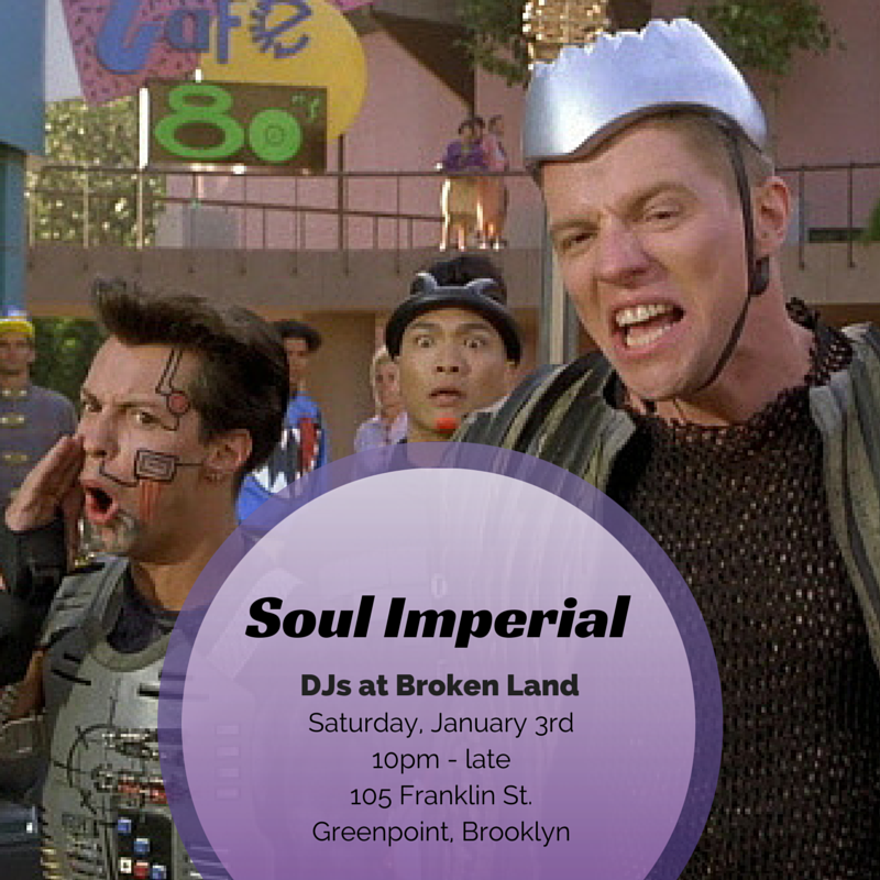 Soul Imperial Broken Land Jan 2015