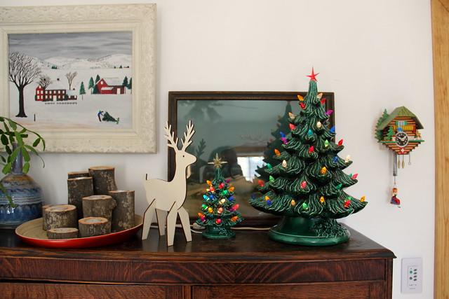 festive family room
