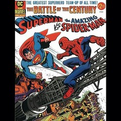 Video appreciation of #Spiderman vs. #Superman by @Fantastiverse, today at www.LongboxGraveyard.com