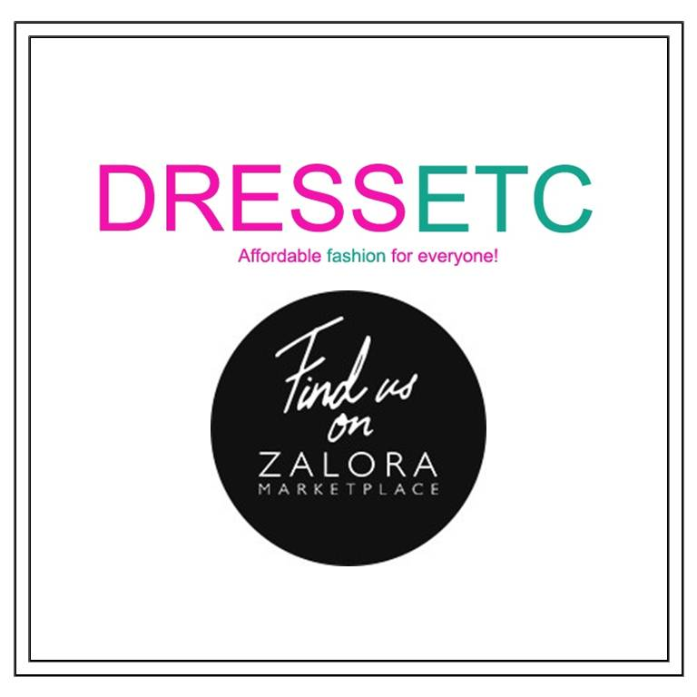 Dress Etc on Zalora Teaser