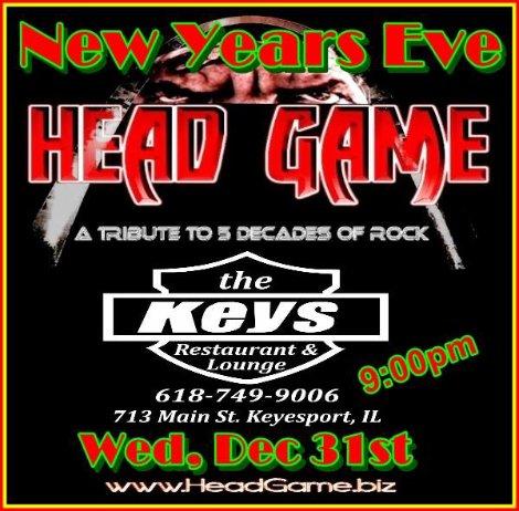 Head Game 12-31-14