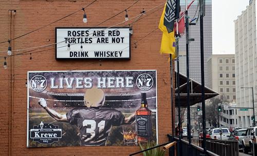 denver and whiskey