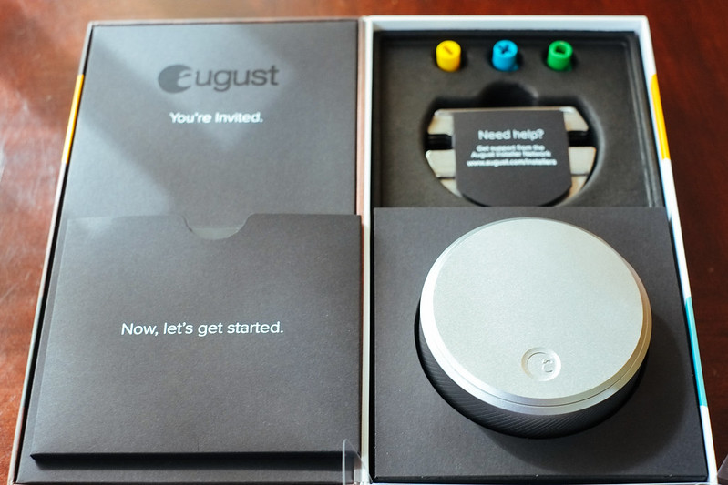 August Smart Lock Review — Jonathan Suh