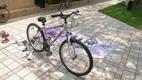 自行車發電