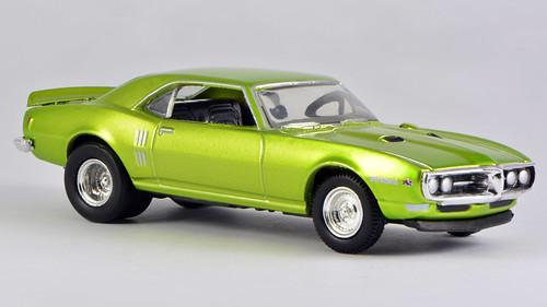 M2 Machines 1968 Pontiac Firebird 400 HO