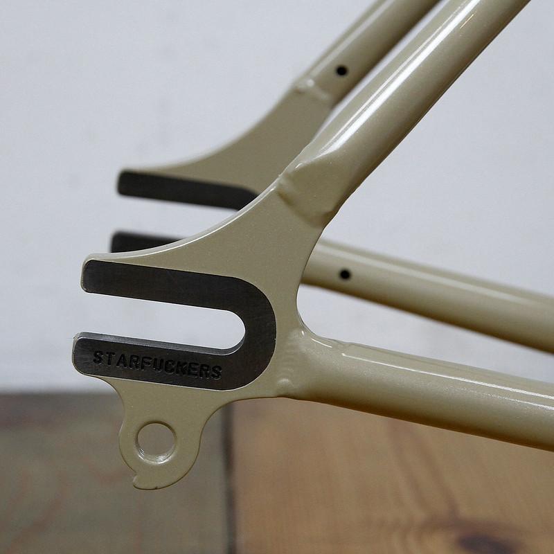 Steel Era Frame Set Custom Paint by SWAMP THINGS