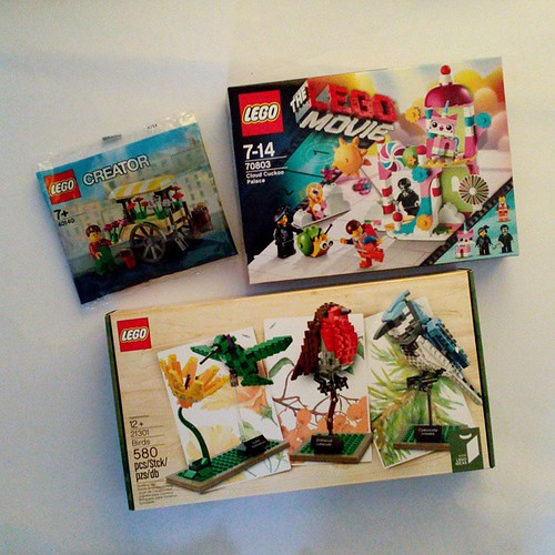 LEGO Haul 2 (2015)