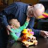 Grandpa John & Willem