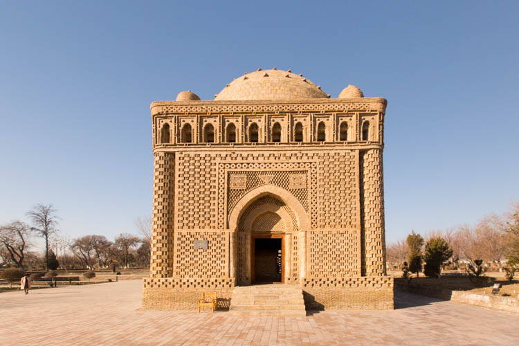 Samani Mausoleum