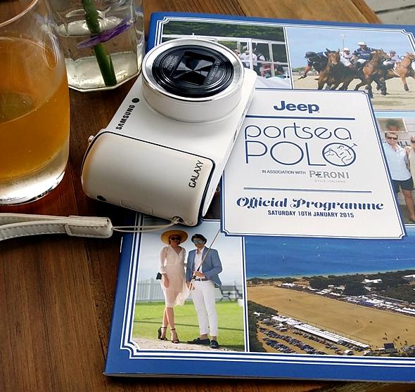 Portsea Polo 2015 | www.fussfreecooking.com