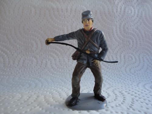 IMEX 1:32/54mm Confederate Cannon Set ref 781 16277160256_f06b066670