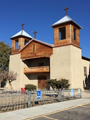 Immaculate Conception Church Tome New Mexico Pueblo 641MMB