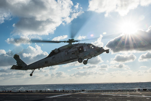 HSC-25 arrives on USS Bonhomme Richard