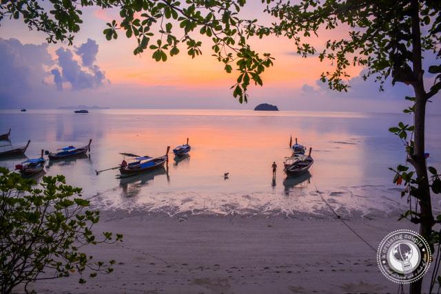 Koh Lipe Thailand Sunrise Beach