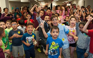 06/16/2016 - Pee Wee The Magician @ Main Library