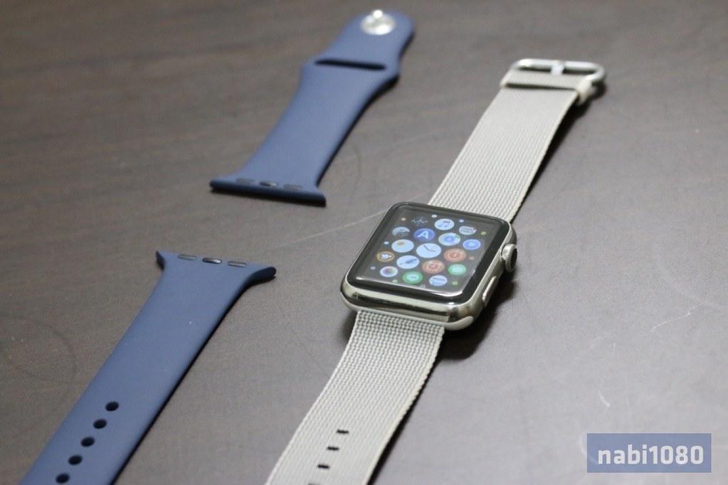 Apple Watch SportsBand05