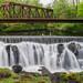 Fantastic Yantic Falls by tquist24