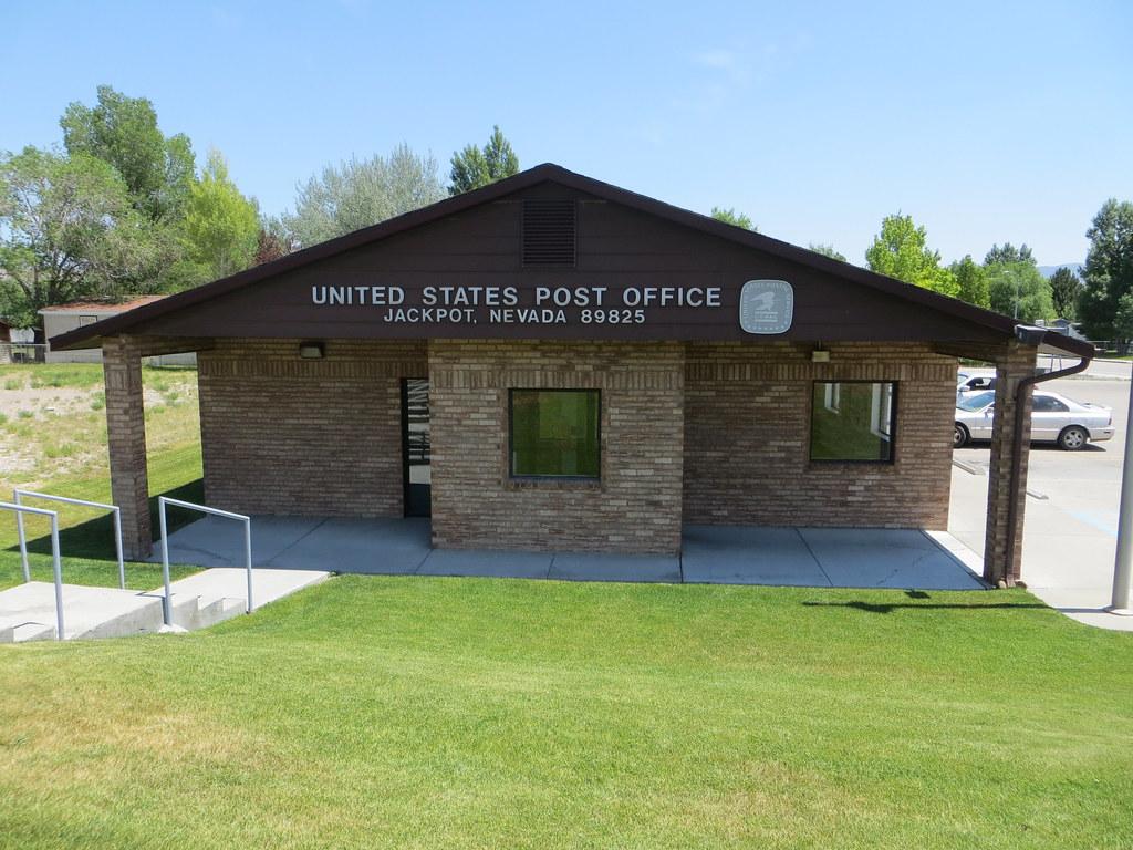 Post Office, Jackpot
