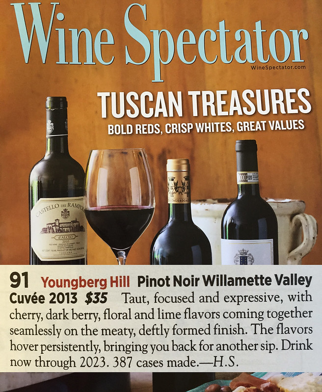 wine spectator 2015