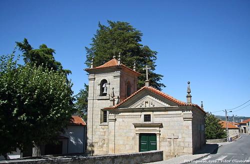 Igreja Matriz de Penso - Portugal