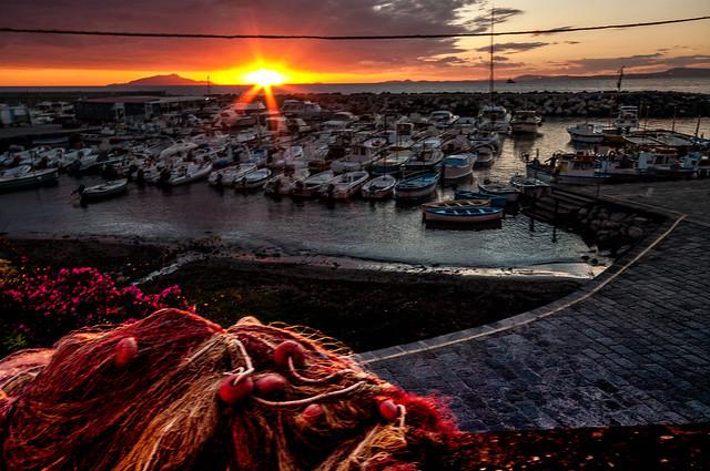Italy - Sundown