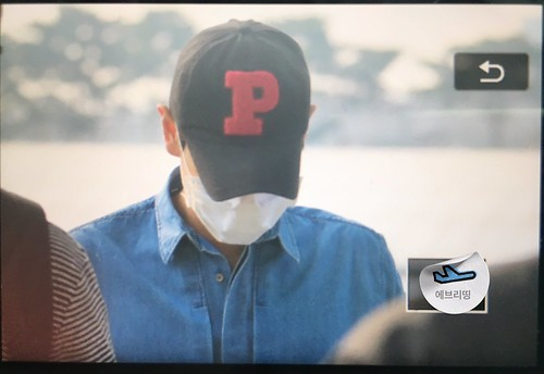 BIGBANG Departure Seoul Incheon to Foshan 2016-06-10 (90)