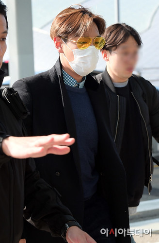 TOP Seoul Departure Asia Today 2015-03-13 - 03
