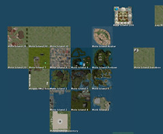 5 new Linden Mole Islands have been added