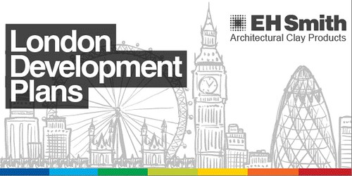 #LondonDevelopment Plans Event - EH Smith Architectural Clay Products