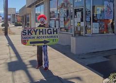 Killer Klown Sighting