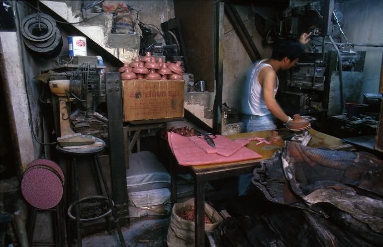 城市文化/消逝的黑暗三不管之城:九龍城寨2