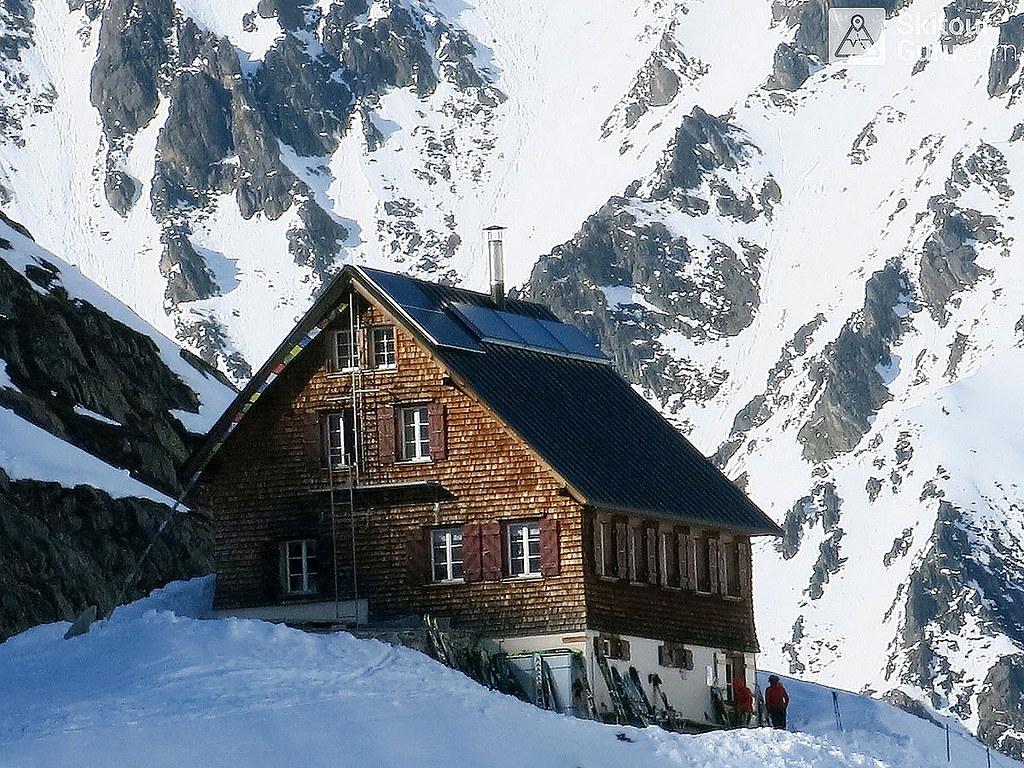 Gaulihütte Berner Alpen / Alpes bernoises Švýcarsko foto 03