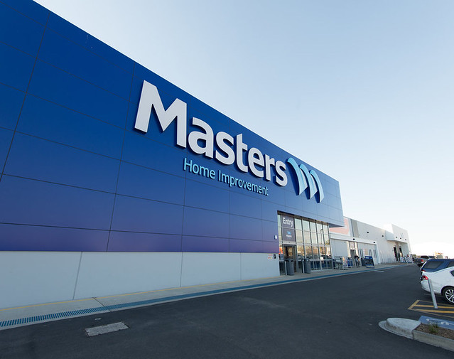 Charter Hall Group is looking at a Masters store in Penrith (NSW) for purchase