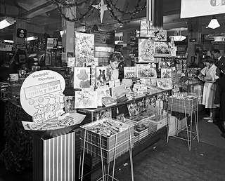 Chocolate Shop, Busbys' Department Store