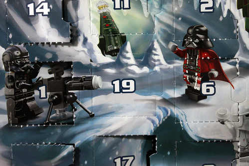 LEGO Star Wars 2014 Advent Calendar (75056) – Day 19