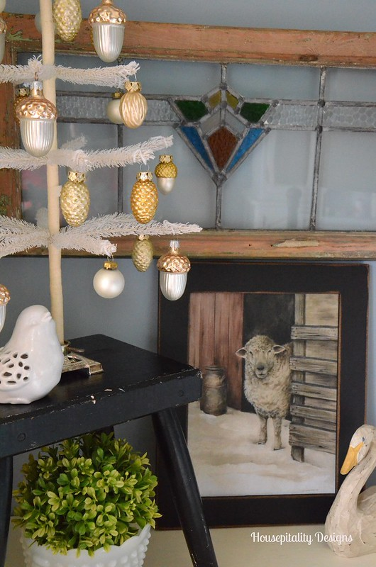 Christmas Guest Room-Housepitality Designs