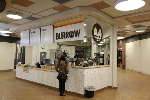 Burrow Central Station