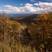 Autumn at the Blue Ridge Parkway by Matthias-Hillen